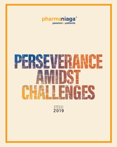 PHARMANIAGA Annual Report 2019